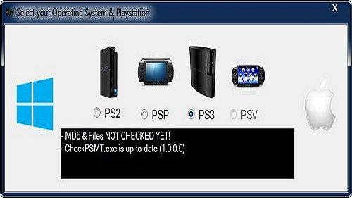 PS3 Multi Tools v6.5 By SvenGDK for Windows and OSX Arrives