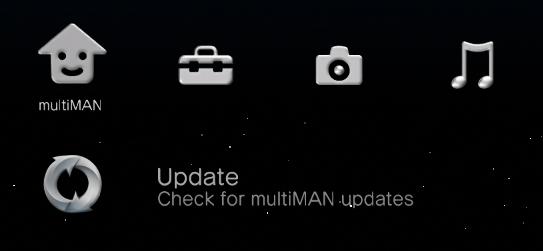 Вышел multiMAN 04.85.01
