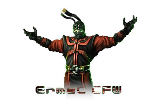 Вышла прошивка ErmaC 4.30 CFW v1.4