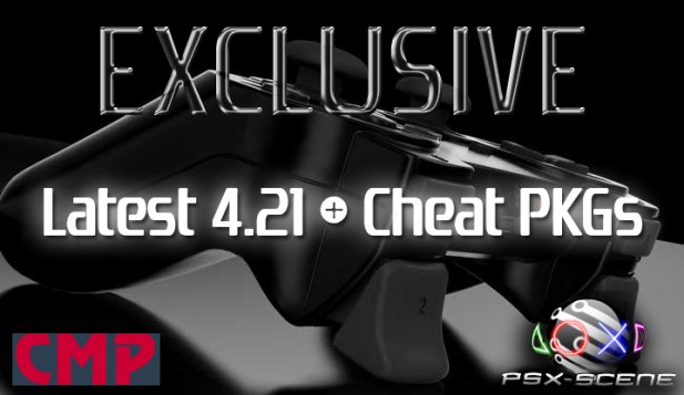 Latest Cheat PKGs - CFW 4.21+ Only
