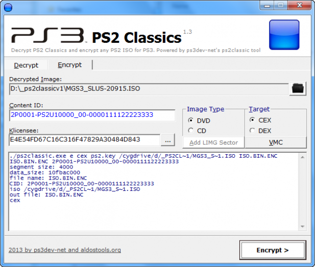 Конвертируем любой PS2 ISO для запуска на PS3