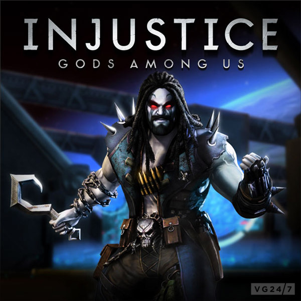 Injustice God Among Us LOBO DLC