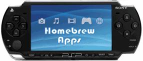 PSP хоумбрю на PS3