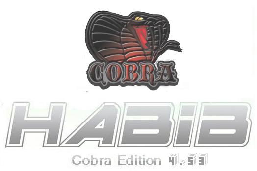 [CFW] HABIB 4.53 CEX: Cobra Edition v1.05a