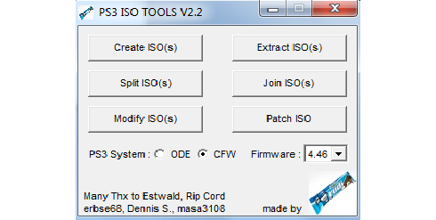 PS3 ISO Tools v2.2
