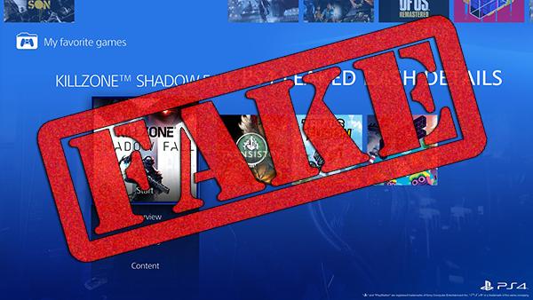 Взлом PS4 - фэйк или правда?
