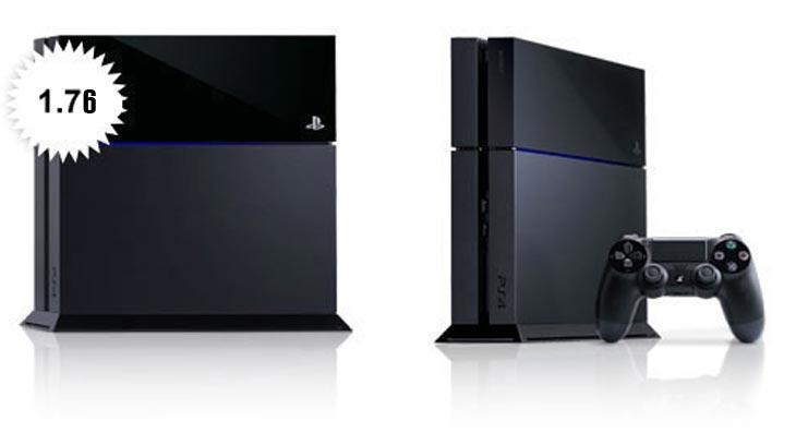 Где купить PS4 с прошивкой 1.76?
