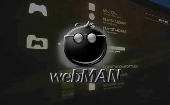webMAN 1.45n с улучшенной поддержкой NTFS