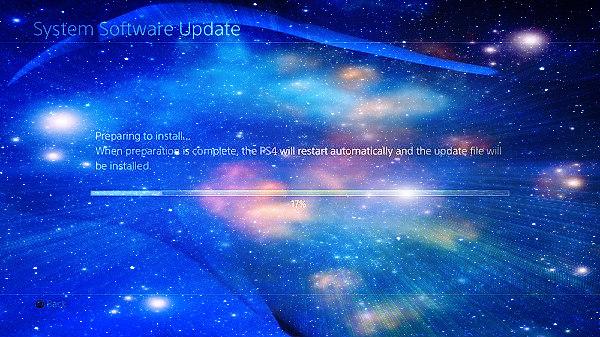 Вышла прошивка 4.73 для PS4 - MTX KEY заблокирован
