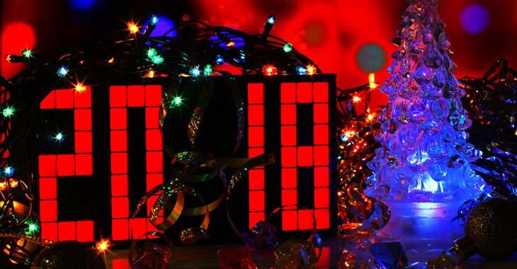 Новогоднее поздравление 2018 от PSJailBreak.ru!