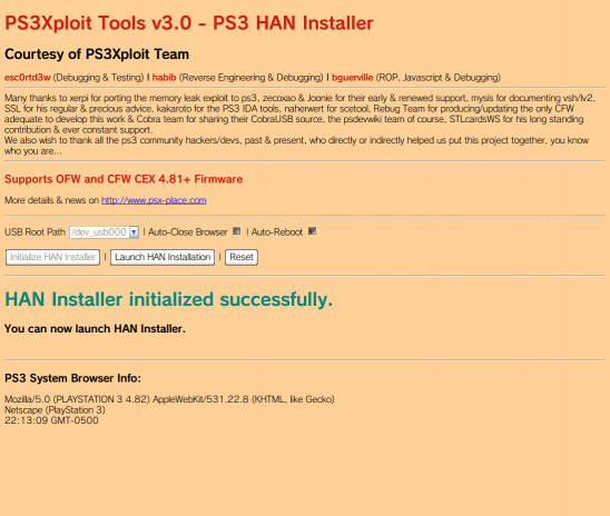 PS3Xploit v3.0 - взлом PS3 SuperSlim!