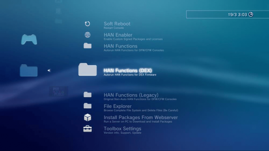 HAN Toolbox v0.3