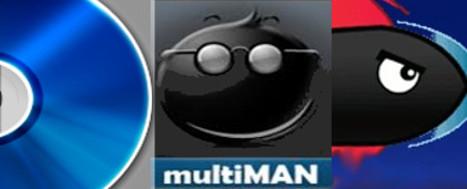 multiMAN 04.84.00 + ManaGunZ v1.35-J + IRISMAN v4.84.5 для PS3HEN