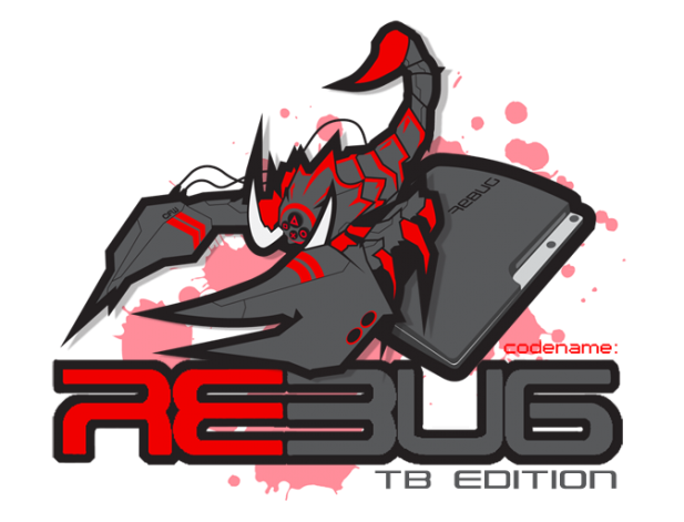 REBUG v3.55.2 True Blue Edition released