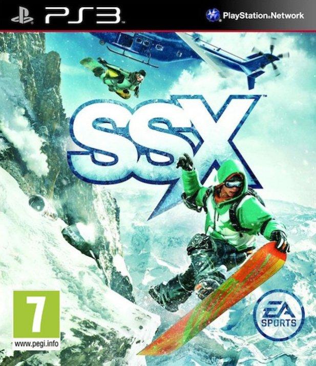 SSX - Первая игра, требующая прошивку 4.11+ и уже взломана True Blue