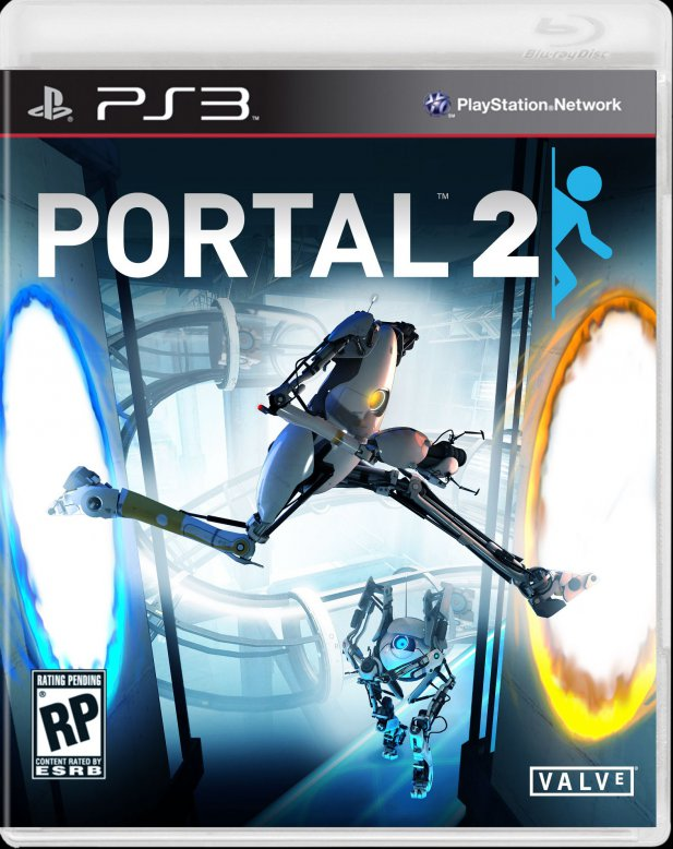 PORTAL 2 DLC (TB)