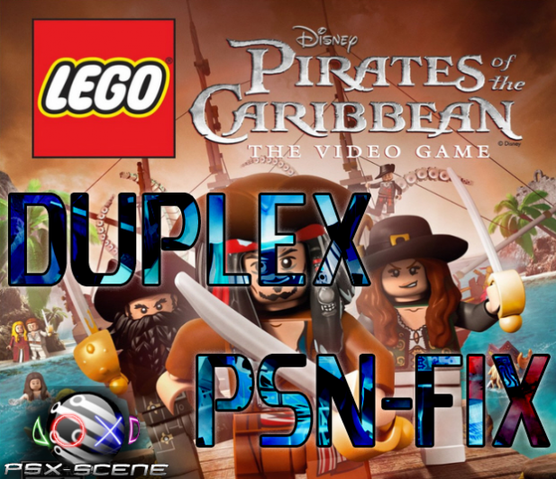 LEGO Pirates Of the Caribbean 3.41/3.55 FIX Released by DUPLEX!