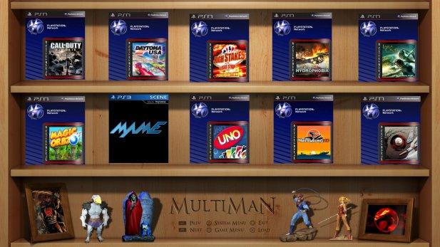 TUTORIAL - PSN/APP Covers in multiMAN - New Custom Feature
